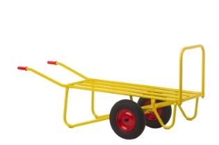 Halmballe-/gartnervogn, 400 kg