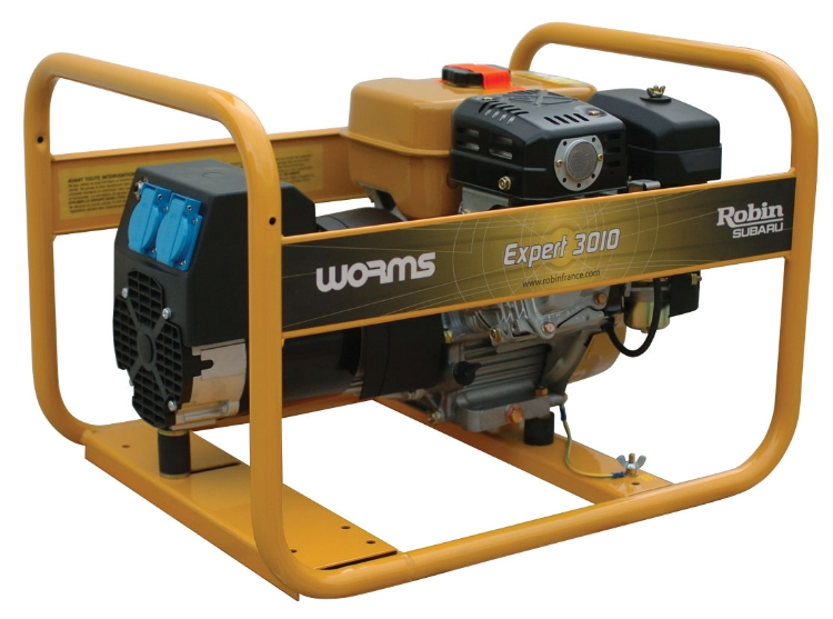 Subaru 3010X, Generator
