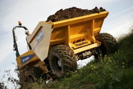 Thwaites 10 tons dumper