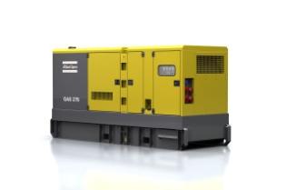 Atlas Copco QAS 275, Generator
