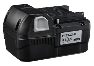 Hitachi Batteri BSL3620, 36V, 2,0 Ah Li-ion