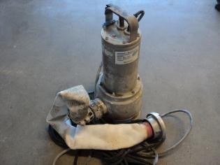 EPAC 300, Brugt dykpumpe