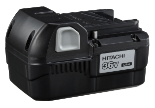 Hitachi Batteri BSL3620, 36V, 2,0 Ah Li-ion