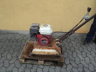 Rapeda PVR 4000B, Brugt Pladevibrator
