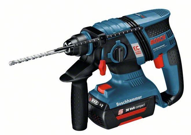 Bosch GBH 36 V-EC, Borehammer