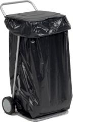 Affaldsvogn m/låg