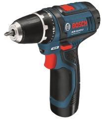 Bosch GSR 10,8-2-LI Professional, Boreskruemaskine