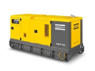 Atlas Copco QAS 100, Generator