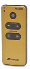 Fjernbetjening RC-200 f/lasere