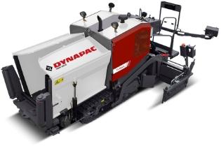 Dynapac F1200CS, Asfaltudlægger