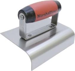 Marshalltown Kantglittejern, 152x102 mm, udvendig afrunding