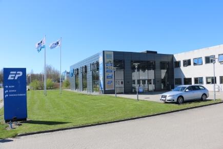 Erenfred Pedersen / Entreprenørmateriel og Entreprenørmaskiner i Hedehusene