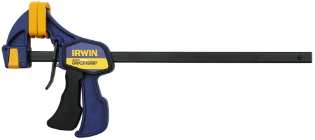 Irwin Quick Grip, 150 mm, Lyntvinge