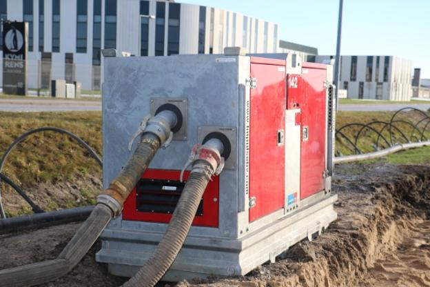 Dieselpumpen Impulse IP175H