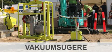 Her finder du tilbud inden for kategorien Vakuumsugere. Vi fører hos EP stærke vakuumsugere fra dansk-producerende Al-Vac Construction. Bl.a. nyhederne Alvac Construction vakuumsugeren Easy Jet, Raptor og sættet Easy Jet og Access 2000i.