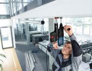 Bosch GBH 2-23 REA, Opsugningshammer