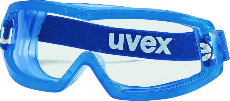 Sikkerhedsbrille, Sporty, Klar linse