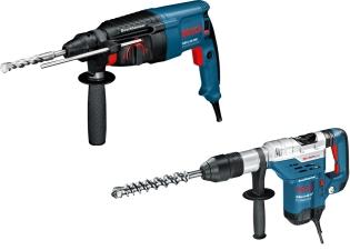 Bosch GBH5-40DCE inkl. GBH2-26, Borehammer
