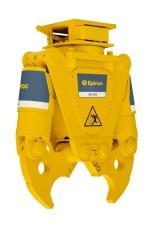 Epiroc CB750, Betonknuser m/360° rotation