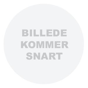 Børsteliste, 370 mm, Bagerst