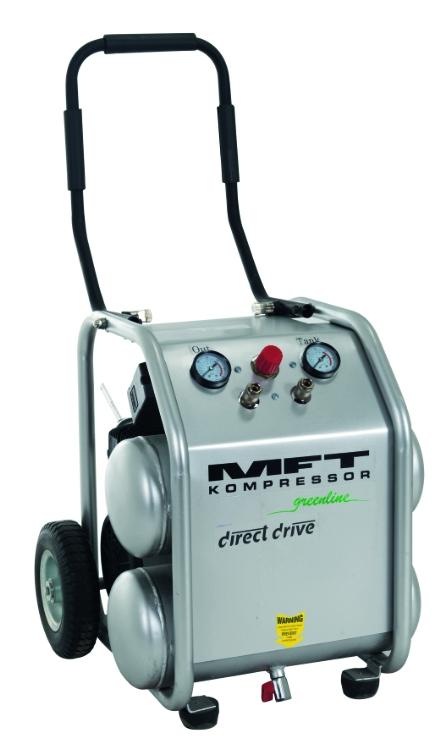 Hitachi MFT 2020/OF, Kompressor