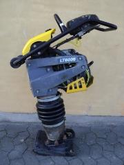 Atlas Copco LT6005, Brugt stamper