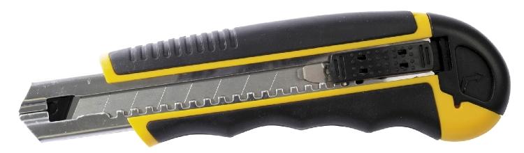 Hobbykniv, Automatisk, 18 mm
