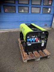 Pramac S 12000 THEPI, Brugt generator