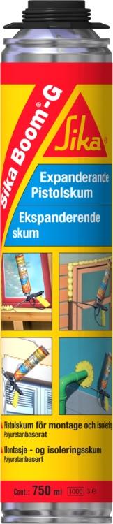 Brøndskum, SikaBoom-G, 750 ml