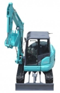 Kobelco SK45SRX, Minigraver