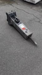 Epiroc EC40, Brugt hydraulikhammer