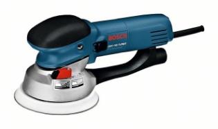 Bosch GEX150 Turbo, Excentersliber