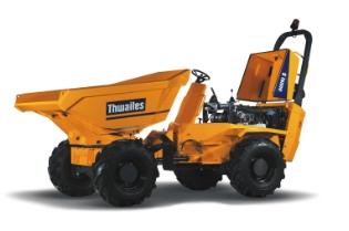 Thwaites 6 Ton, m/drejelig tip