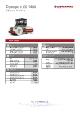 Teknisk datablad, Dynapac CS1400