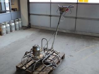Vipac CM25, Brugt glittemaskine