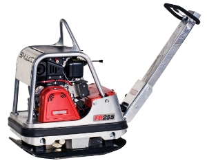 Swepac FB255, Pladevibrator
