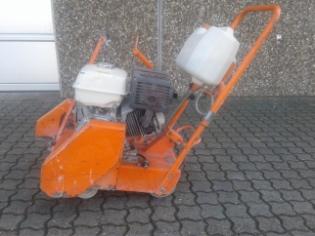 Gölz FS170, Brugt fugeskæremaskine