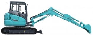Kobelco SK55SRX-6E, Minigraver