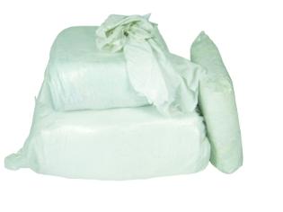 All-round klude, Hvide, 25 kg
