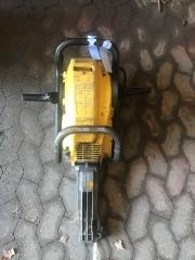 Atlas Copco Cobra MK1, Brugt benzinhammer