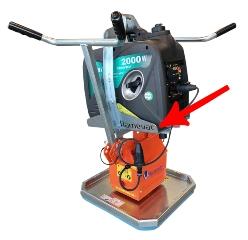 Ramme f/ Generator VTH-GF
