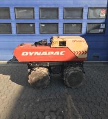Dynapac LP 8500 - Brugt råjordskompaktor