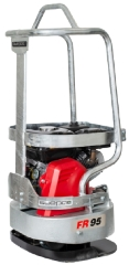 Swepac FR 95, Pladevibrator