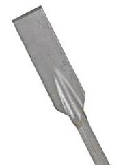 Spademejsel, 22x82,5 mm, 120x400 mm